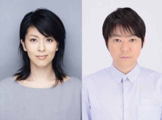 西川美和監督最新作『夢売るふたり』で夫婦役を演じる松たか子&阿部サダヲ