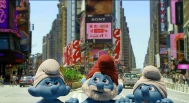 予告編動画が公開された『スマーフ』は9月9日(金)より全国公開