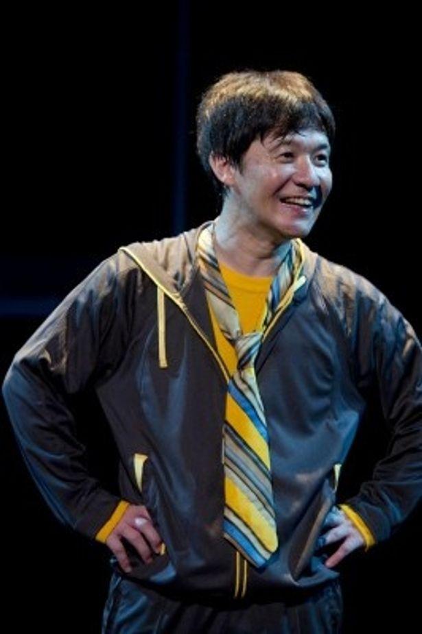 初の一人舞台「東京オリンピック生まれの男」に挑戦した内村光良