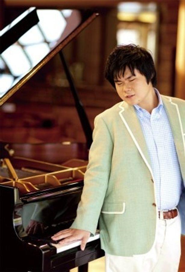 『神様のカルテ』で映画のテーマ曲に初トライしたピアニストの辻井伸行