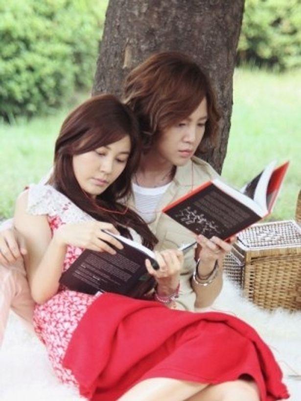日本公開が2012年1月に決まった、キム・ハヌル&チャン・グンソク出演の『きみはペット』