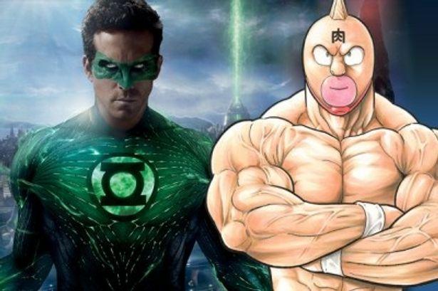 グリーン・ランタンと戦わせたい、タッグを組ませたいキン肉マンに登場する超人は?