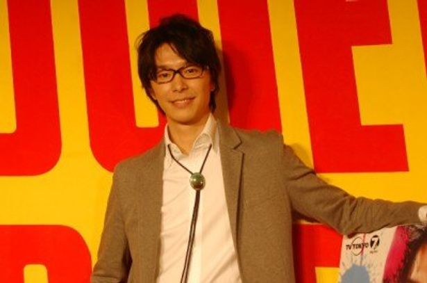 「鈴木先生」のイベントに登場した長谷川博己