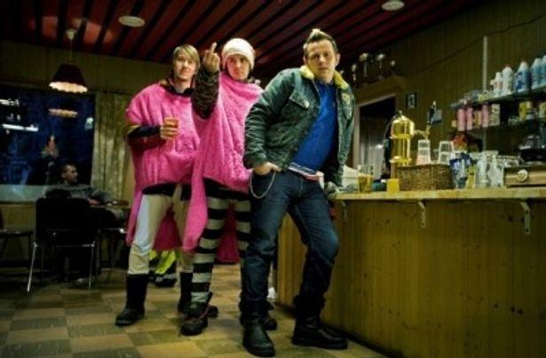 2010年開催の第35回トロント国際映画祭に出品された『ラップランド・オデッセイ』