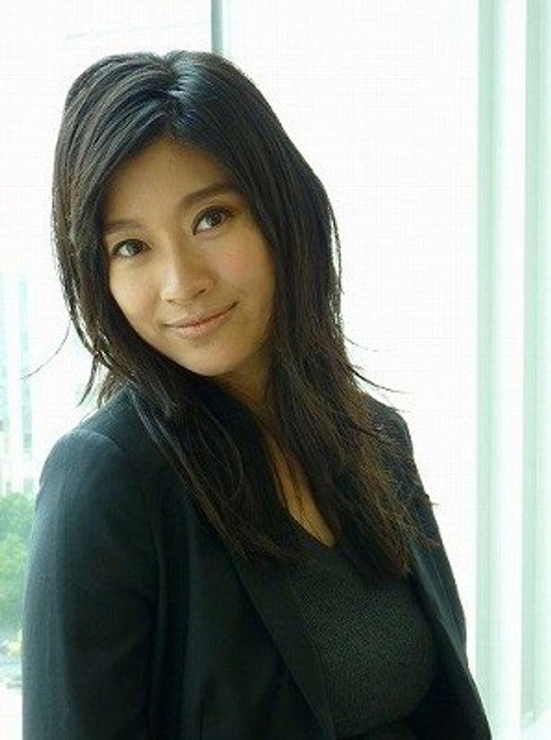 『アンフェアthe answer』で4年ぶりに雪平夏美を演じた篠原涼子