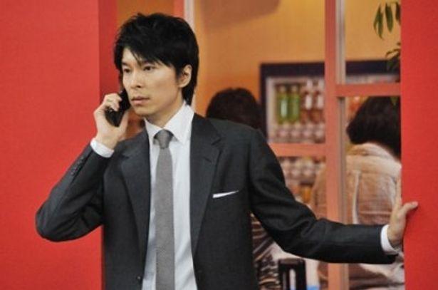 """初めての""""映画""""に挑む人気急上昇中の俳優・長谷川博己"""