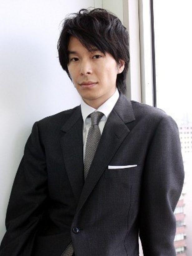 『セカンドバージン』で鈴木京香の相手役を務めた長谷川博己