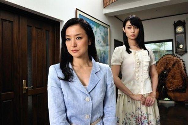 深田恭子扮する妻・万理江とるいのガチンコ対決も見もの