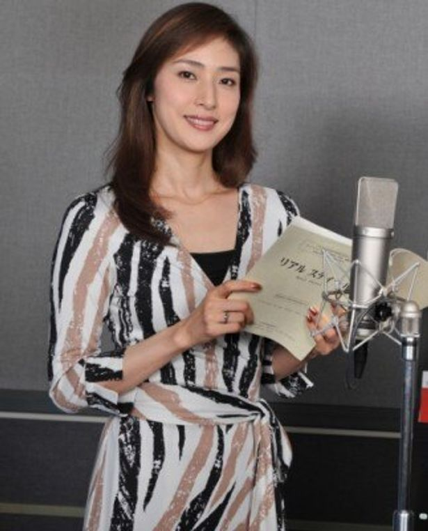 『リアル・スティール』でヒロイン、ベイリー役の日本語吹替を務める天海祐希