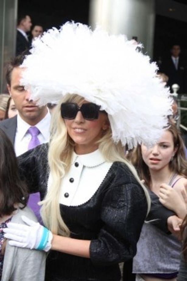 2011年度MTVヨーロッパ・ミュージック・アワードで最多の6部門にノミネートされたレディー・ガガ