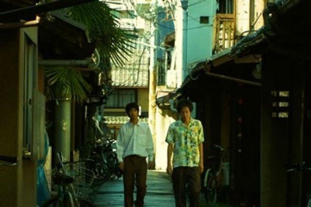 京都に実在する地名、天使突抜に着想を得たファンタジックな物語