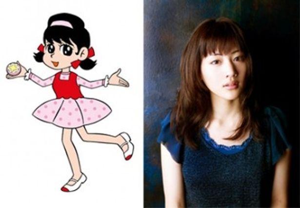 綾瀬はるか主演で実写映画化が決まった『ひみつのアッコちゃん』