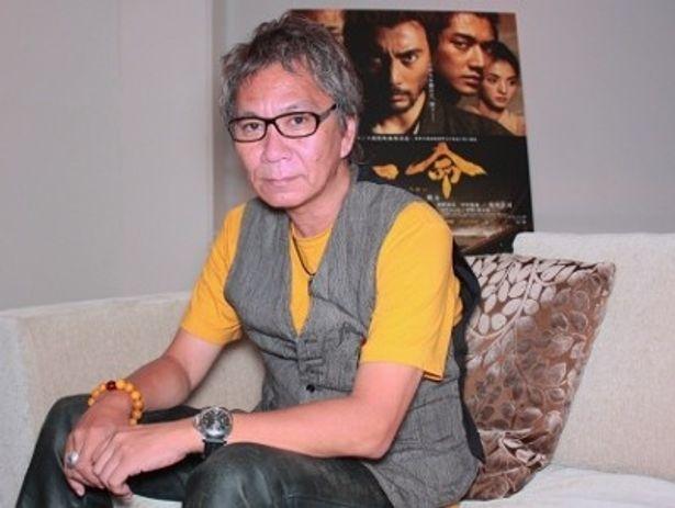 初の3Dの時代劇『一命』を撮った三池崇史監督