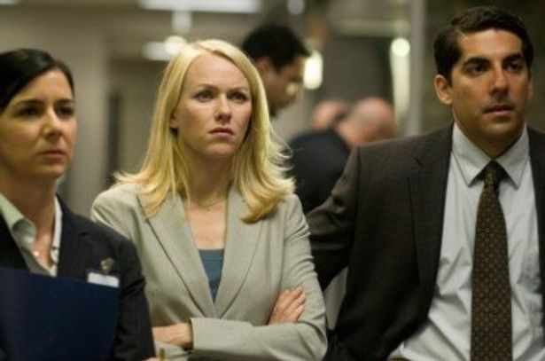 CIAの秘密諜報員ヴァレリー・プレイムを演じるナオミ・ワッツ