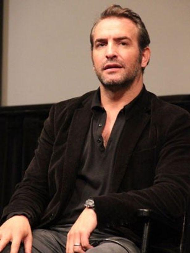 『The Artist』でジョージ・バレンタインを演じたジャン・デュジャルダン