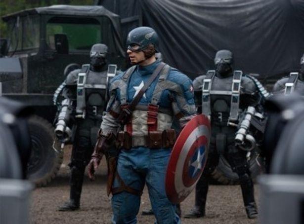『キャプテン・アメリカ ザ・ファースト・アベンジャー』の本編シーンの一部を公開