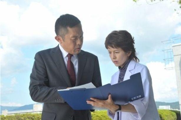 土門刑事(内藤剛志)とマリコ(沢口靖子)の名コンビの人気は健在!