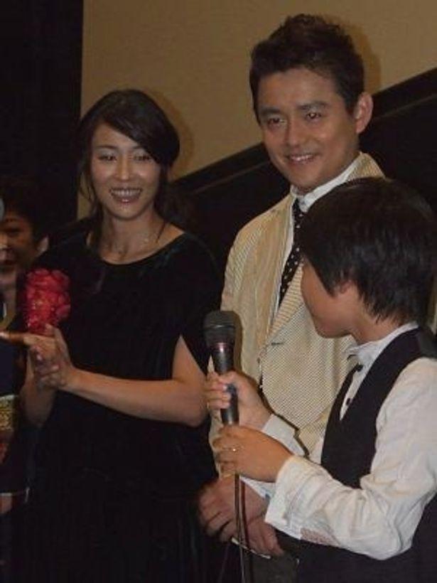 名古屋出身のお笑いコンビ、スピードワゴンの井戸田潤が初主演した『WAYA! 宇宙一のおせっかい大作戦』