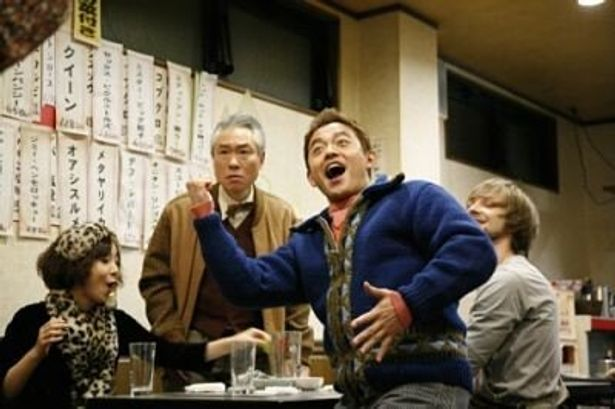 藤田朋子、モロ師岡ら実力派俳優たちが脇を固める