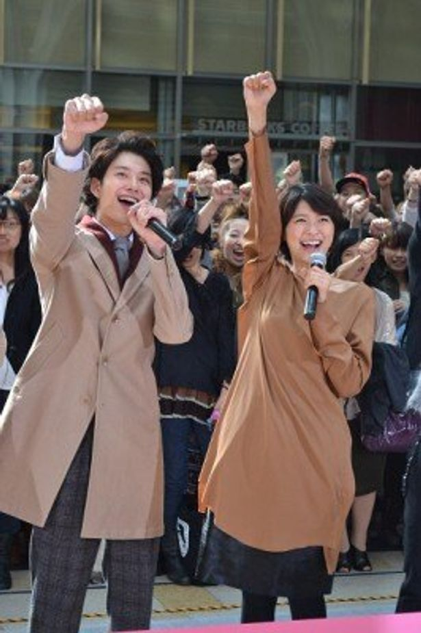 岡田将生や榮倉奈々が映画に込めた熱い思いを語った