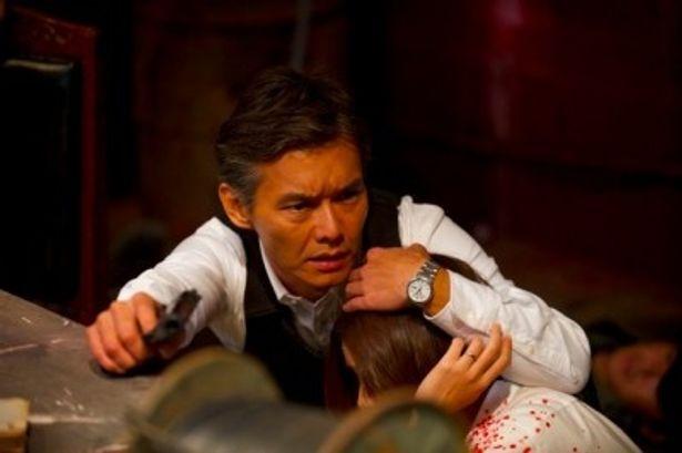 渡部篤郎主演で『外事警察』の映画化が決定