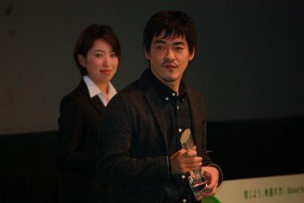 審査員特別賞を受賞した『キツツキと雨』の沖田修一監督
