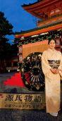 生田斗真&中谷美紀が牛車に乗って秋の京都に登場 「乗り心地はあまり良くありません(笑)」