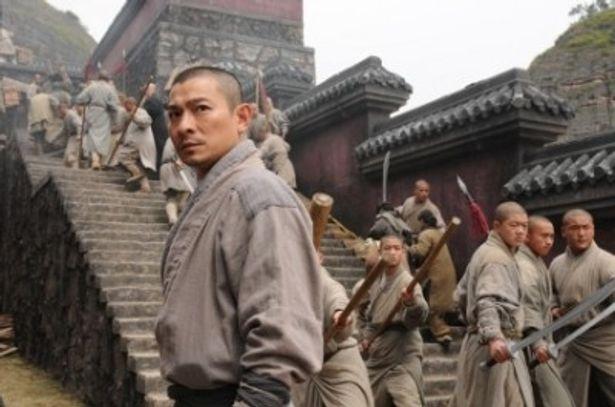 『新少林寺 SHAOLIN』は11月19日(土)より全国公開