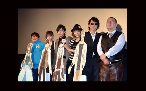 勝地涼、豊崎愛生らキャスト陣が集結し、作品に込めた熱い思いを語ってくれた