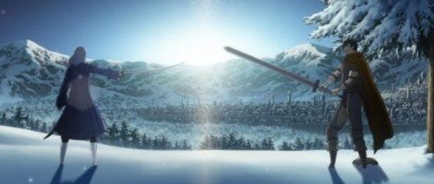 2012年6月に公開が決まった『ベルセルク 黄金時代篇II ドルドレイ攻略』