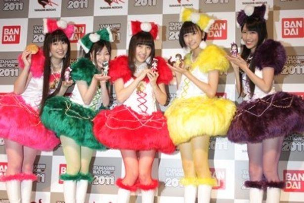 11月25日(金)から27日(日)までの期間、東京・秋葉原UDXで「TAMASHII NATION2011」が開催される