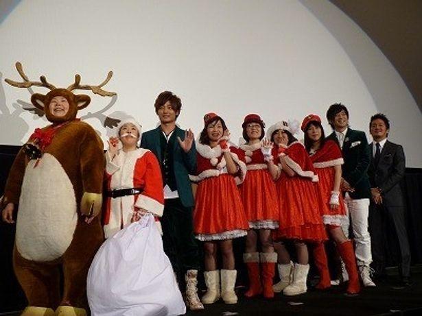 『クロサワ映画2011 笑いにできない恋がある』は現在公開中