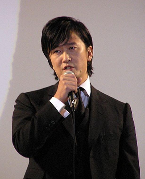 本作の原案、そしてプロデューサーでもある紀里谷和明監督