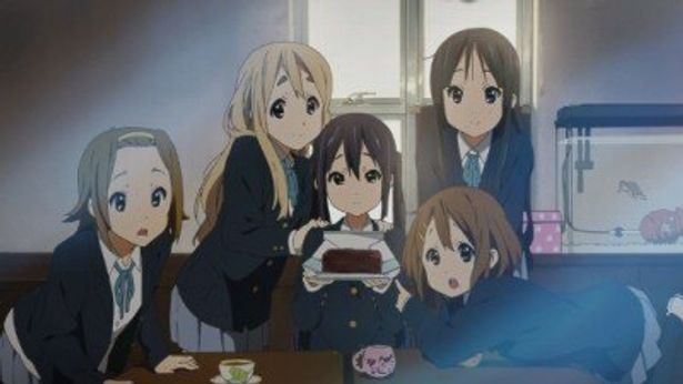 大ヒットアニメ「けいおん!」がスクリーンに登場!