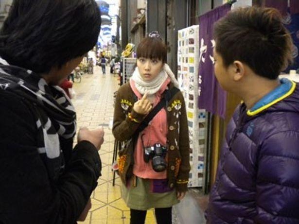 木南晴夏、なだぎ武らが出演した大阪府大阪市の『謝謝OSAKA』ほか、地域発の映画が東西から勢ぞろい