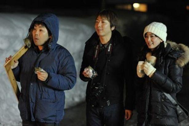 日本一の豪雪地・新潟県十日町市は岩尾望や石橋杏奈、あべこうじが主演した『雪の中のしろうさぎ』
