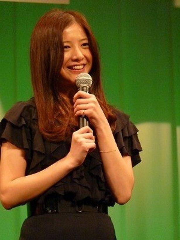 【写真】会場の客層を見た吉高由里子は「おばあちゃんを誘えばよかった」