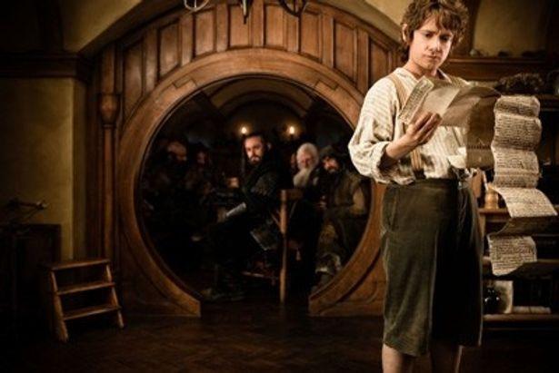 男性ユーザーの公開が待たれる映画は『ホビット 思いがけない冒険』