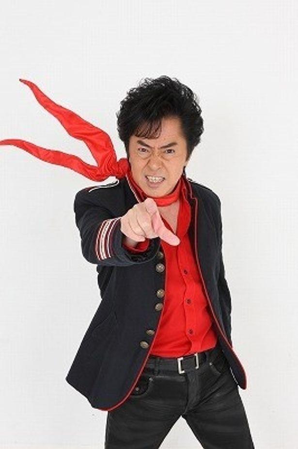 アニメソング界の帝王アニキこと水木一郎さん