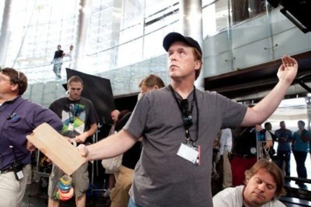 『ミッション:インポッシブル ゴースト・プロトコル』のメガホンをとったブラッド・バード監督