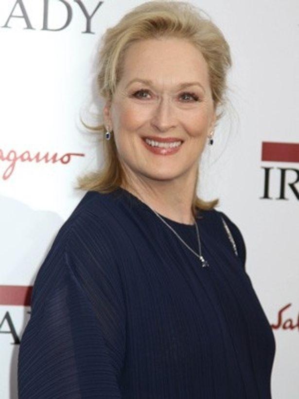 メリル・ストリープが40歳で女優引退を考えた理由は?