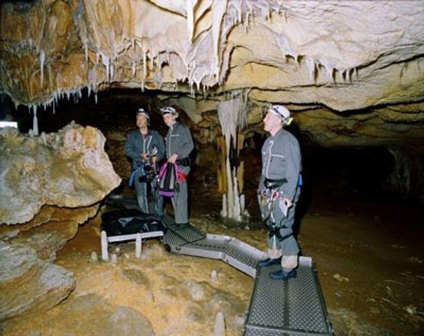 人間の吐息や体温でさえ壁画にダメージを与えてしまうため、洞窟はこれまで一般公開されたことがない