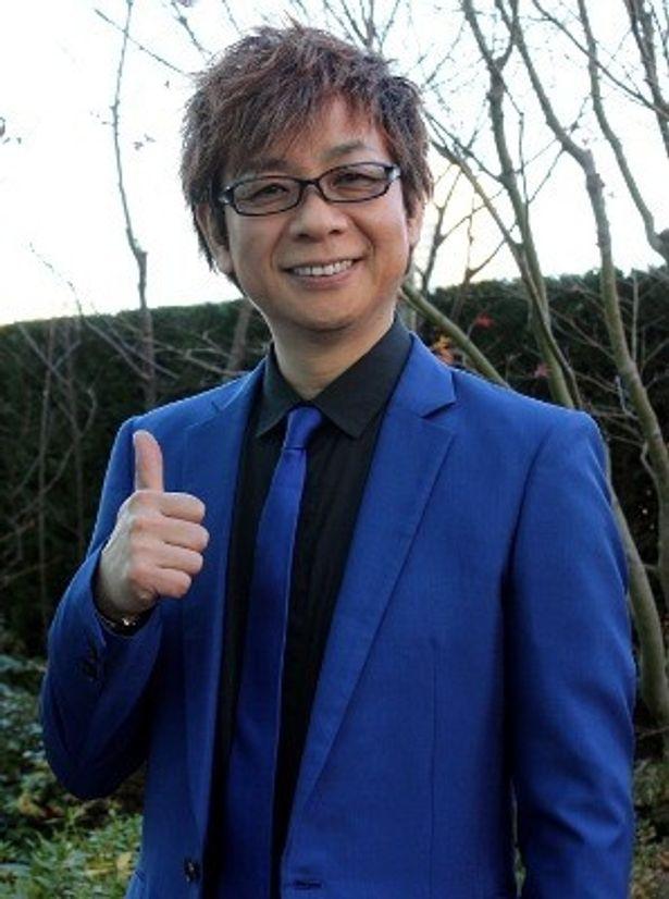 『friends もののけ島のナキ』で青おにのグンジョー役を演じた山寺宏一