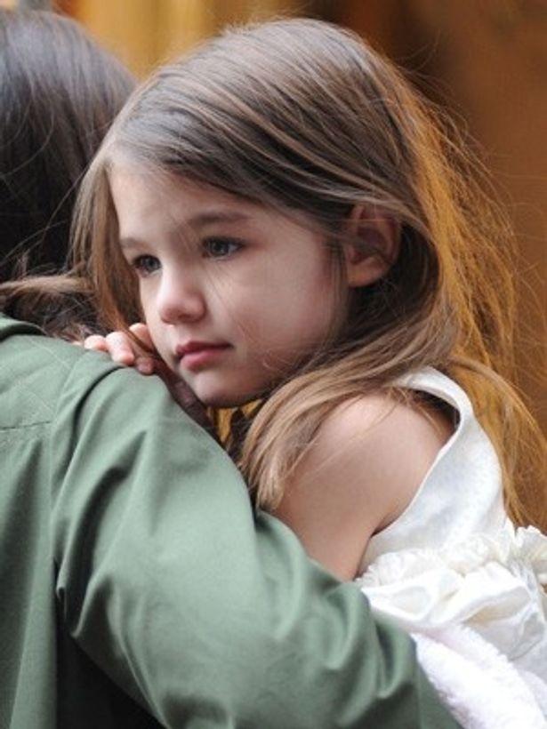 今年、最も影響力のあった子供はトム・クルーズとケイティ ・ホームズの娘スリ