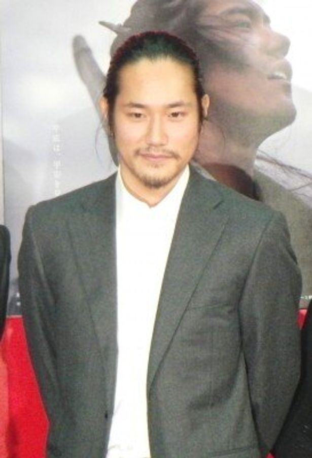 ゲスト審査員を務める'12年の大河ドラマ「平清盛」の清盛を演じる松山ケンイチ