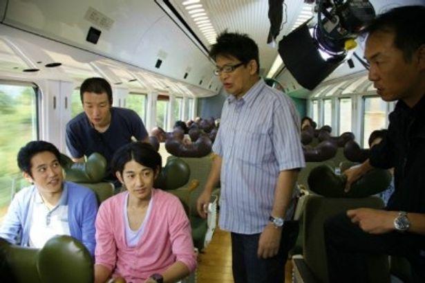 森田芳光監督の遺作となった『僕達急行 A列車で行こう』