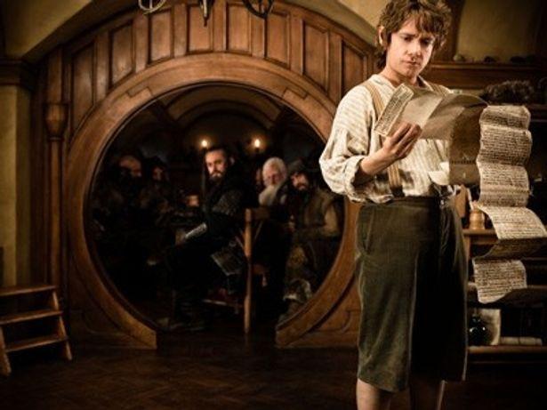 男性が期待している映画1位は『ホビット 思いがけない冒険』