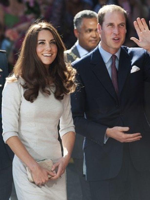 【写真】2位は世界中を熱狂させた英国王室ウィリアム王子とキャサリン妃