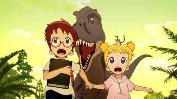 不思議なツリーハウスから、恐竜時代へ! 夢が広がる冒険ファンタジー