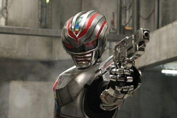 これがザンギャックと宇宙警察が作り上げた最強の戦士、ギャバンブートレグだ!